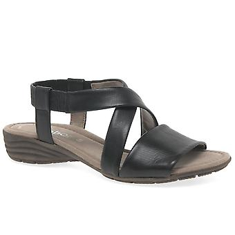 Gabor Ensign naisten rento sandaalit