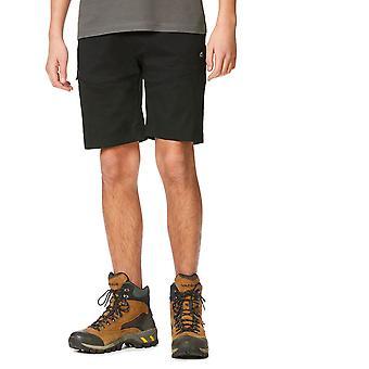 Cortos de bolsillo de cremallera resistente al agua Pro de Kiwi Craghoppers hombres caminando
