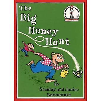 La chasse au miel grand (livres débutant)