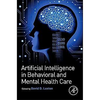 Intelligenza artificiale nella cura della salute mentale e comportamentale