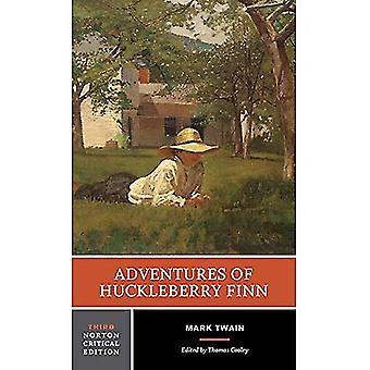 Eventyr af Huckleberry Finn (Norton kritiske udgaver)