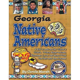 Indiens de Géorgie (broché) (patrimoine amérindien)