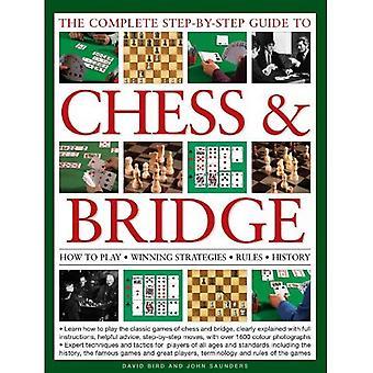 Den komplett steg för steg guiden till Chess & Bridge: hur man spelar, vinnande strategier, regler, historia