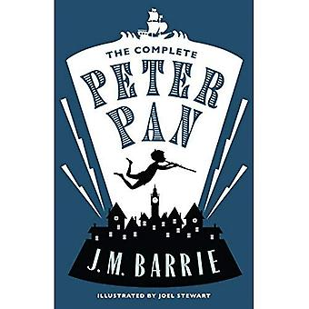 The Complete Peter Pan (Alma Classics)