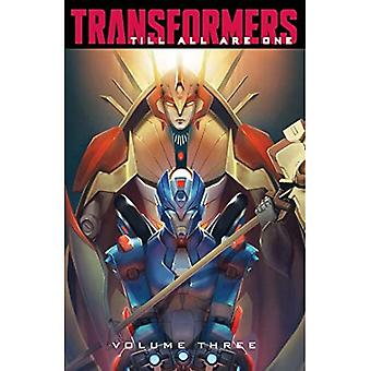 Transformatoren: Bis alle eins, Vol. 3 sind