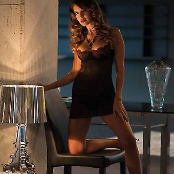 AMBRA Lingerie Bras Dunes BRA night dress black 8471