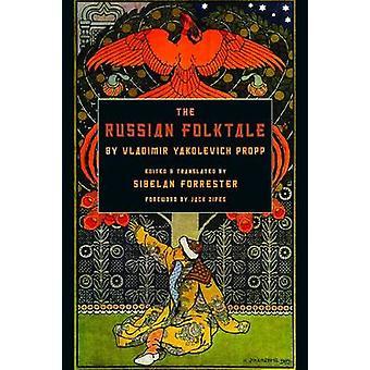 Conte folklorique russe par Vladimir Propp Yakovlevich par Propp & Vladimir Yakovlevitch