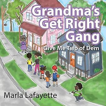Grandmas få rimeligt bande giver mig to af Dem af Lafayette & Marla
