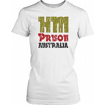 HM Prison Australie dames T-shirt