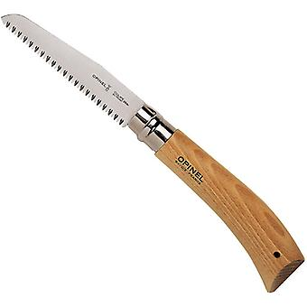 OPINEL No 12 pruning saw 12cm blade safety lock carbon steel pull action