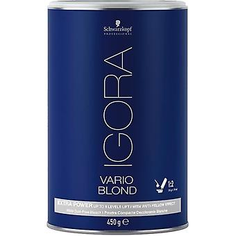 Schwarzkopf Igora Vario Blond Extra Powder 450g