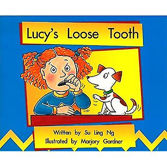 SB Lucy's Loose Tooth - 9780732985172 Book