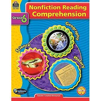 Nonfiction Reading Comprehension Grade 6 by Debra Housel - 9780743933