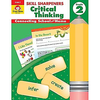 Skill Sharpeners Critical Thinking - Grade 2 by Evan-Moor Educational