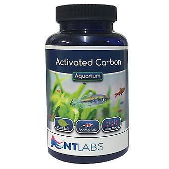 NT Labs Aquarium Activated Carbon 120g