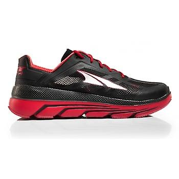 Altra Duo Mens Zero Drop Road Running Shoes Red