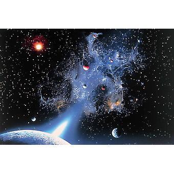 Tapete Mural Universum