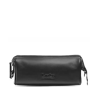 Loake Leather Thames Wash Bag