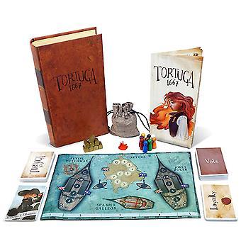 Τορτούγκα 1667 επιτραπέζιο παιχνίδι