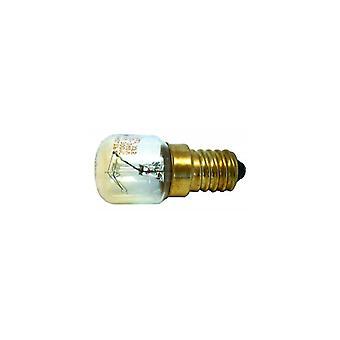 Lámpara del horno Whirlpool 15 vatios SES