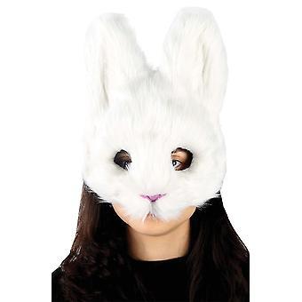 قناع الأرنب الأبيض