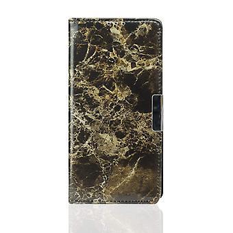 Portefeuille Case Marble - Samsung Galaxy s10E