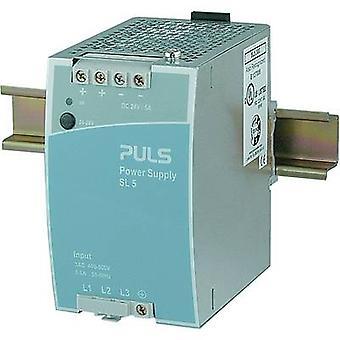 PULS SilverLine SL5.300 Rail mounted PSU (DIN) 24 V DC 5 A 120 W 1 x