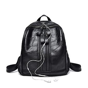 Genuine Lambskin backpack, SEC-5926