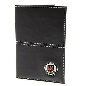 West Ham United Executive Scorecard Holder CT