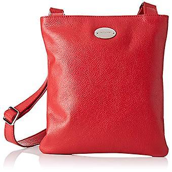 Mac Douglas Vapes Buni Int - Red Women's Shoulder Bags (Rouge Fraise) 1x27x25 cm (W x H L)