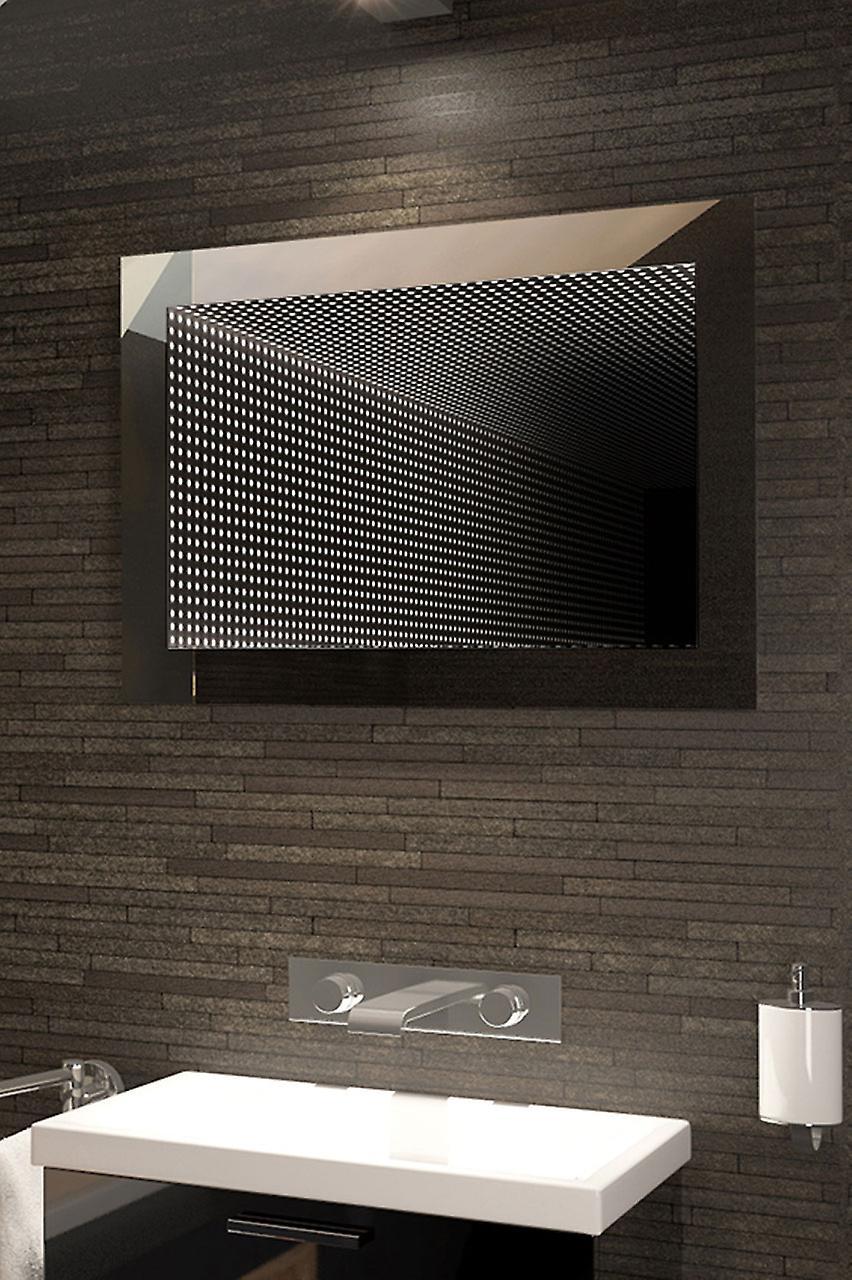Perfect Reflection Rgb LED Bathroom Infinity Mirror K215hrgb
