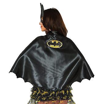 Batgirl Symbol Cape