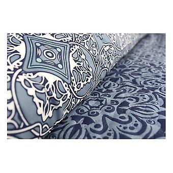 Ardor Boudoir Allison Printed Embossed Single Quilt Cover Set