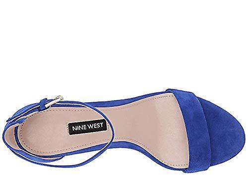 Negen West Womens Pruce open teen speciale gelegenheid enkelbandje sandalen - Gratis verzending W8IjHQ