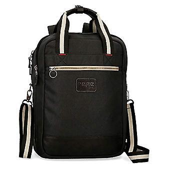 Pepe Jeans Strike Casual Backpack - 42 cm - 16,13 litres - Noir