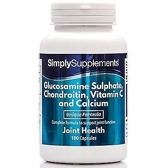 Glucosamine-chondroitin-vit-c-calcium