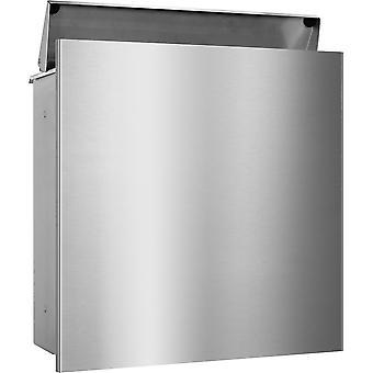 MOCAVI ZBox 111 rostfritt stål - staket post box