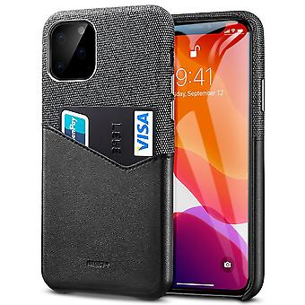 ESR Metro Wallet case para iPhone 11 (6.1)-preto