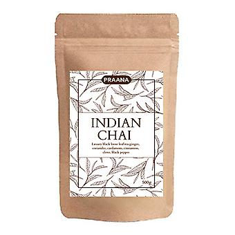 Praana Tea - Indian Chai - Black Tea With Spices - Catering Pack 500g