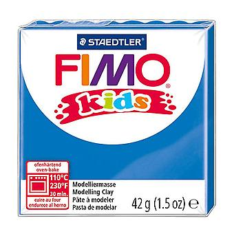 Fimo Kids Modelling Clay, Blue, 42 g