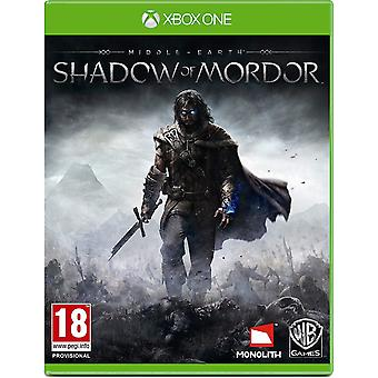 Middle-Earth Shadow of Mordor Xbox One spil