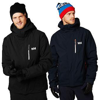 Helly Hansen Mens Bonanza Hooded Waterproof Full Zip Jacket
