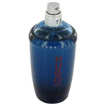 Dark Blue By Hugo Boss Eau De Toilette Spray (tester) 4.2 Oz (men) V728-445999