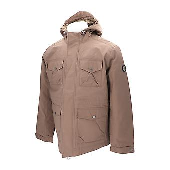 Timberland DV MT ISOLATN CRUISR Men's Jacket Brown NEW Coat Winter Outdoor