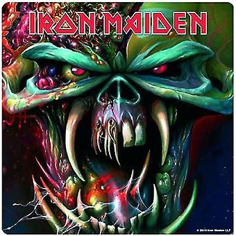 Iron Maiden Coaster The Final Frontier new Official 9.5cm x 9.5cm single drink