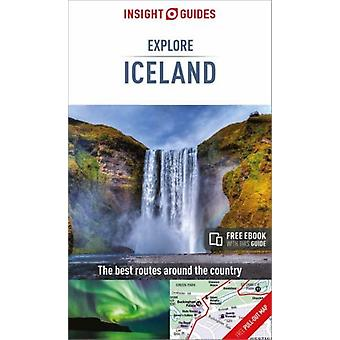 Insight Guides Explore Iceland Travel Guide with Free eBook