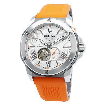 Bulova Marine Star 98a226 automatische 200m mannen ' s horloge