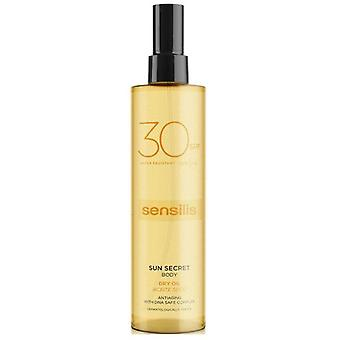 Sensilis Sun Secret Protective Body Oil Spf 30