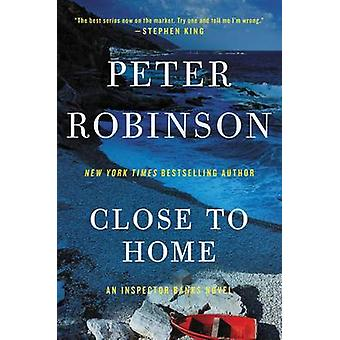 Close to Home by Professor of English and American Literature Peter R