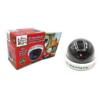Elves Behavin Badly Dummy Security Camera, 10x10x13